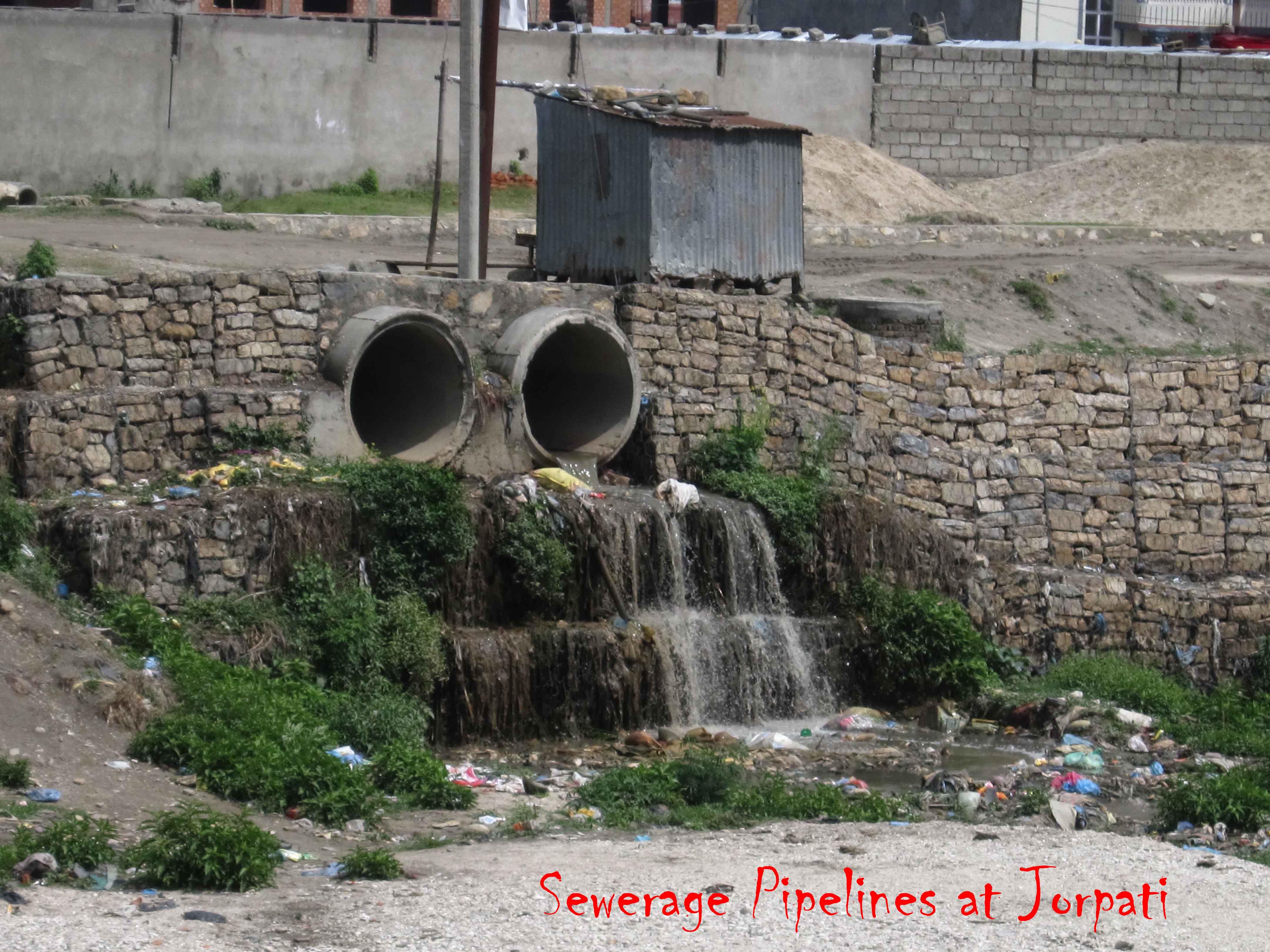 Environmental Monitoring Experience Of Bagmati River