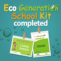 Eco Generation School Kit Available NOW