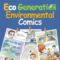 Eco Generation Environmental Comics